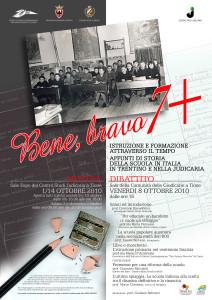 MANIFESTO BENE BRAVO 7+